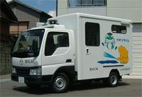 消火通報訓練指導車(けすぞうくん)、防災訓練指導車