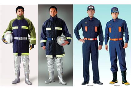 消防団用被服