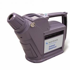 ハンドヘルド型化学剤(+爆発物・薬物)検知器