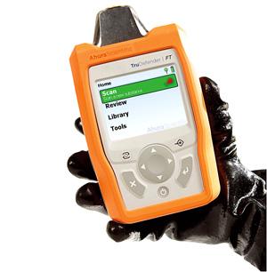 携帯型赤外分光分析器