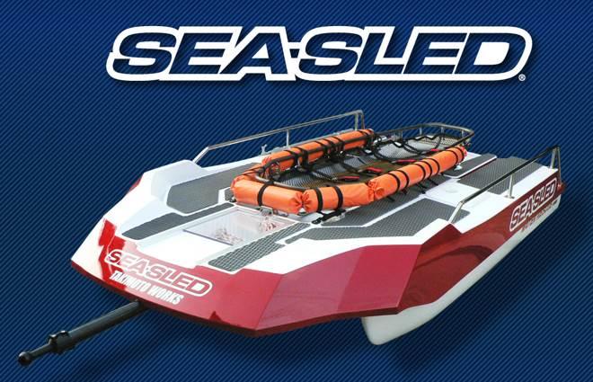 水難救助艇 シースレッド