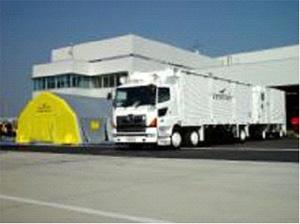 空港用救急医療器材搬送車